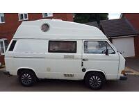 VW T25 Campervan T3 not T2 camper
