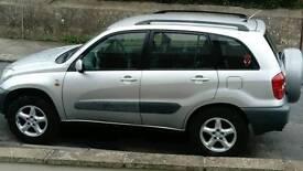 Toyota rav4 NV