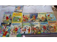 13 rupert books