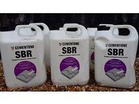 Construction: SBR Cementone, PVA Building Adhesive, Mortar Plastisicer/Frostproofer & Accelerator