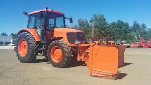 2006 Kubota M105X Faite une OFFRE, DOIT etre VENDU