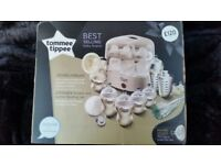 Brand new Tommee Tippee Closer To Nature Ultimate Breast & Bottle Set for Mothercare.
