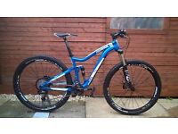 Avanti Coppermine 2 29er Full Suspension Mountain Bike (not Boardman,giant,carrera)