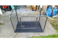 Puppy/whelping cage