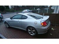 Hyundai coupe se 2.0 petrol