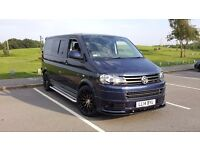 Vw t5 2014 kombi 26200 miles no vat air con