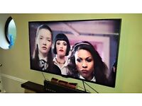 Panasonic TX-48CX350B Smart 4K Ultra HD 3D 48 Inch LED TV with Built-In WiFi and Freeview HD