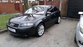 Audi A3 1.6cc special edition moted till 13/03/19 full new mot