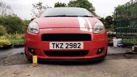 2007 Fiat Punto Grande 1.4