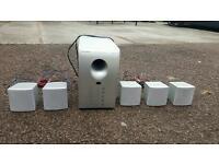 Durabrand Surround Sound System