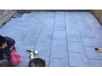 Driveway fencing patio slabing natural turfing artificial turfing brickwork garden levelling &more