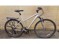 Unisex hybrid bike CARRERA CROSSFIRE Frame 18''