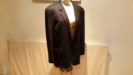 BALLY BOUTIQUE Italian Designer Wool & Cashmere Jacket. Size : EU 54 ( M )