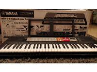 Yamaha PSR F50 Electric keyboard piano