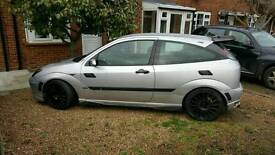 Ford Focus 2 Litre Modified