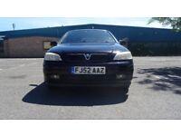VAUXHALL ASTRA 1.8 16v SXI 5dr Hatchback (2002) 52 reg £995,00