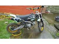 Pit bike Demon x 140cc