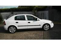 2003 vauxhall astra sxi 1.6 16v very low genuine miles 11month mot 1 off