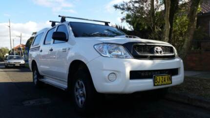 2011 Toyota Hilux Ute Eastlakes Botany Bay Area Preview