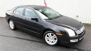 2006 Ford Fusion SEL V6 +Cuir, Toit Ouvrant+