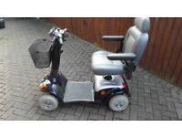 Day's Healthcare Strider MD 4 Plus Mobility Scooter in Midnight Blue