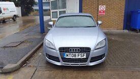 Audi tt 2.0 tfsi for sale