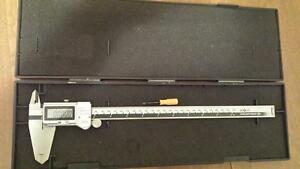 "12"" coolant proof digital caliper"