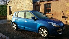 2010 Renault scenic 1.5 dci sale or swap
