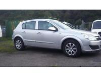 Vauxhall astra 1.6 petrol 5 doors 95k