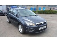 2007 (07 reg) Ford Focus 1.6 Sport 5dr FOR £995 Hatchback SOLD WITH 12 MONTHS MOT