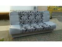 New cheap sofa bed with storage Julia, Amk Furniture,Double bed,sofa next day del.Polska wersalka