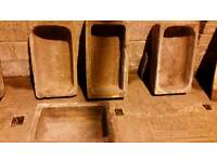Reclaimed troughs, planters or sinks