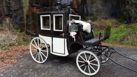 Stunning Brougham Carriage
