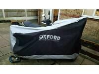 Oxford motorcycle waterproof cover