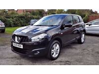 2010 Nissan Qashqai 1.5 dCi Acenta, Face Lift, 62,000 miles, Service History, 2 keys, Very Clean