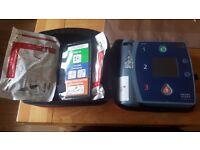 Fr2 Heart Start Defibrillator