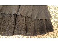 Wool Skirt (size 6-8)