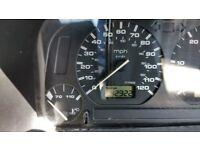 VW Caddy 2001, Mark 2.