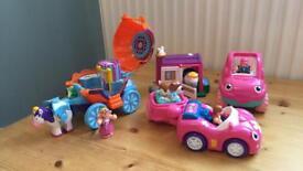 Wow toys girls bundle