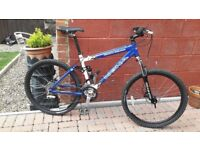 Mountain bike Kona