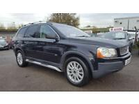 VOLVO XC90 2.9 AUTOMATIC T6 EXECUTIVE 4WD 7 SEATER FULL LEATHER 2004 / TIMING BELT DONE / FSH