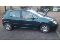 Peugeot 307 1.6 Petrol Auto with Low Mileage