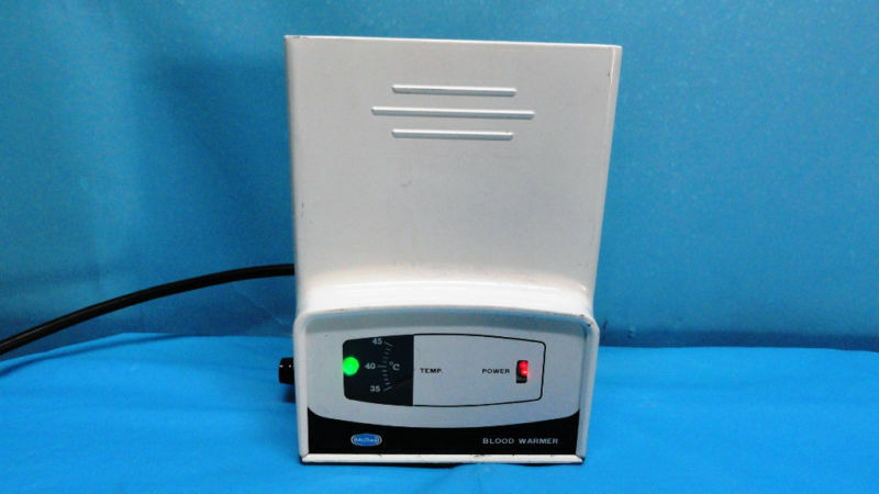 Mcgaw Laboratories-Raymond W.Jensen 709100 Blood Warmer (1990)