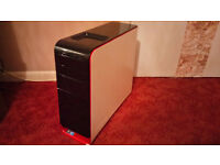 GAMING DESKTOP PC / Dell Studio XPS i7 2.67 GHz, 8GB RAM, 500GB HDD, Radeon HD7850