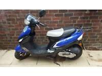 Baotian 50cc moped