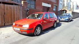 Volkswagen Golf 1.9 TDI Estate FULL SERVICE HISTORY