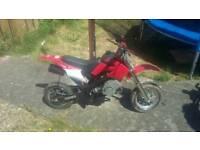 Mini motor 50cc bike