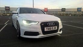 2012 AUDI A6 2.0 TDI S-LINE,78000MILES,SHOWROOM CONDITION