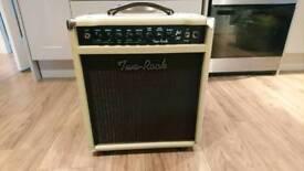 Two Rock Jet 35 amplifier amp