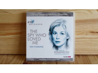 THE SPY WHO LOVED ME - COMPLETE AND UNABRIDGED